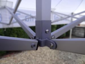 Stelaż aluminiowy (środek)