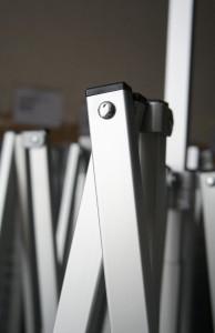 stelaż aluminiowy